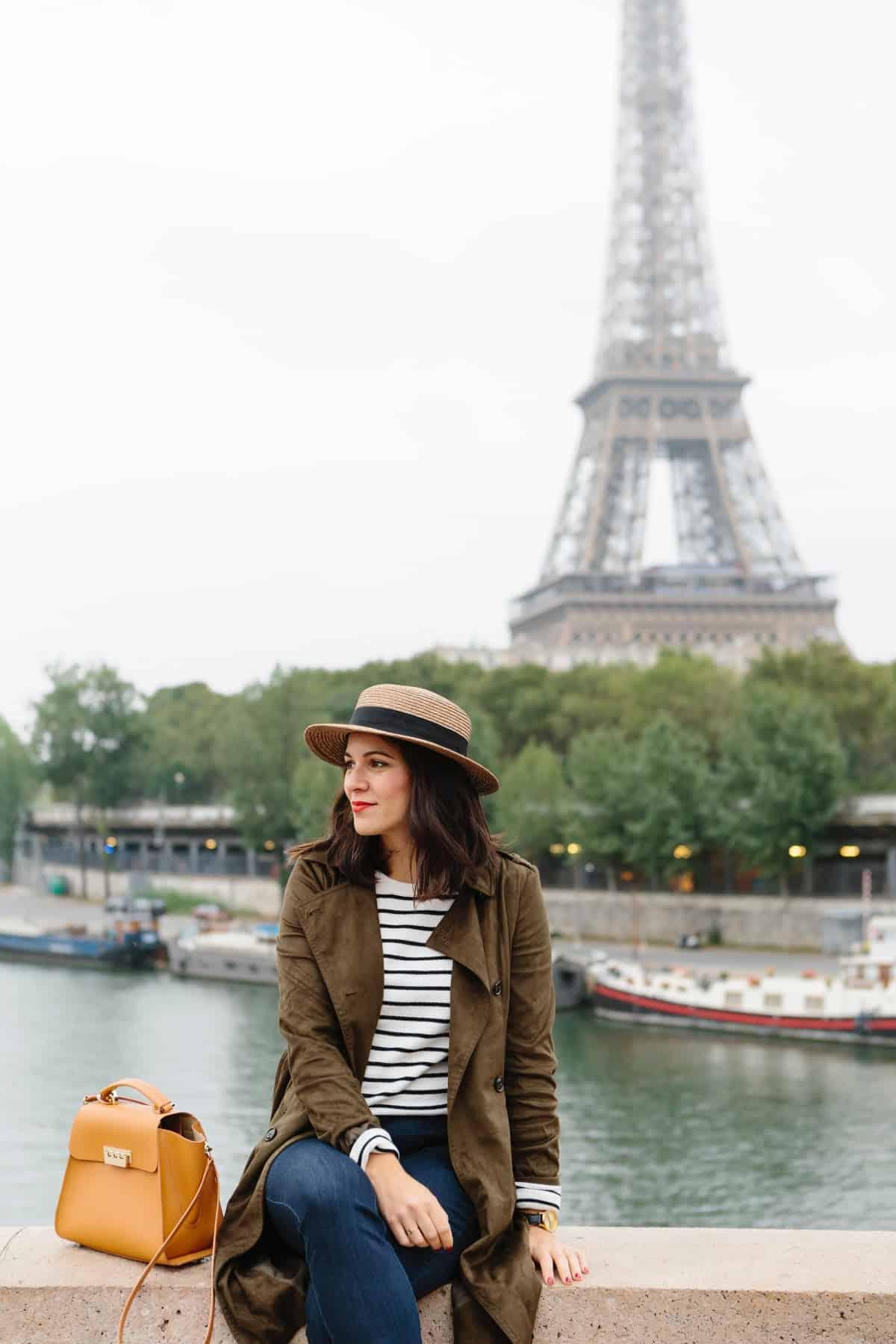 Spring Outfits Paris France