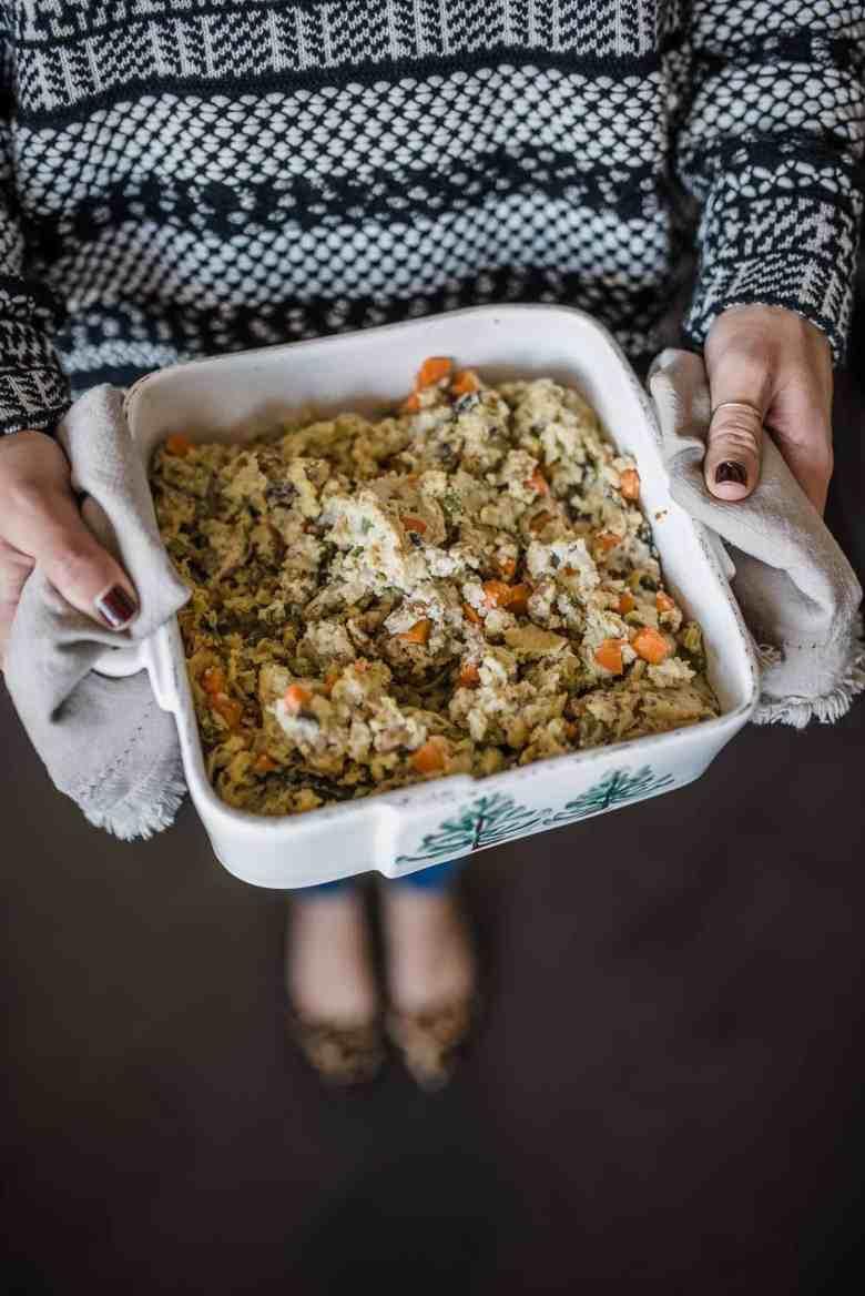 thanksgiving stuffing recipe italian sausage - My Style Vita