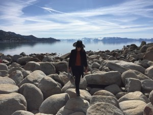 Karla Vargas, Style, San Francisco, Style Blogger, My Style, Lake Tahoe, What I wore, What to wear, What I wore, Stylist, My stylosophy, style, all black look, view, nature, fall, fall style 2017, fall style 2016, black coat, black boots, black hat