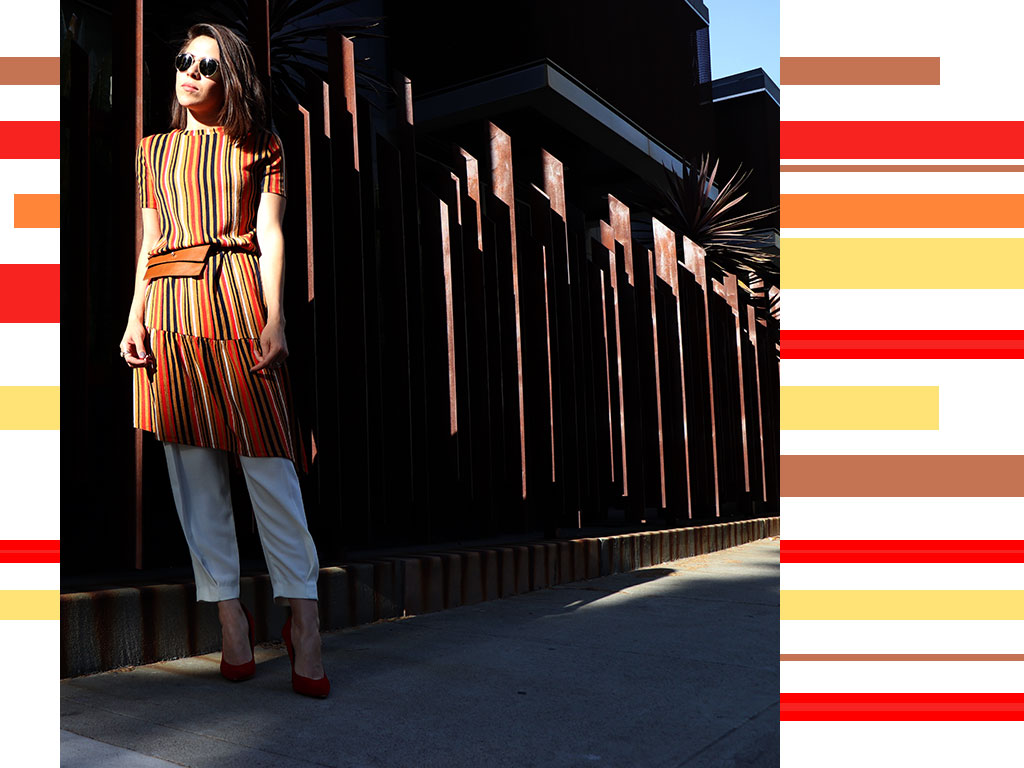 StripedLook-PersonalStyle-PersonalBlog-MyStylosophy-FannyPacks-Trends2018-SpringTrends-Spring2018-RedPumps-WhitePants