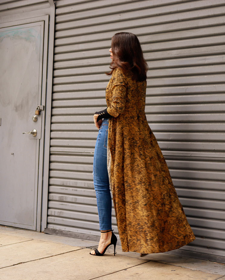 California Sustainable Fashion Blogger