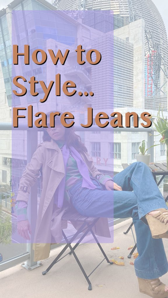 Flare Jeans Wear Them Even Though We Re Quarantined My Stylosophy