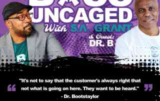 """S1E3 - SeeBaby Founder: Dr Bootstaylor aka """"Dr. B"""" - S1E3"""