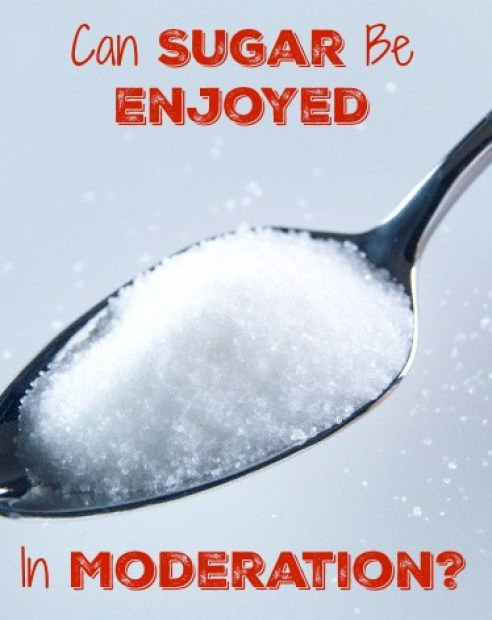 Can Sugar Be Enjoyed in Moderation?