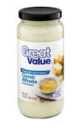 Great Value Classic Alfredo Sauce