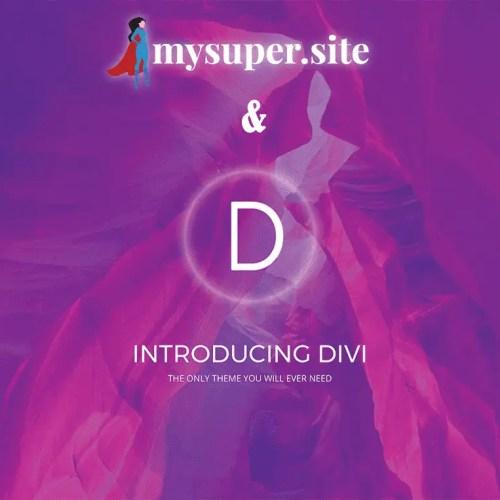 DIVI - Супер шаблони