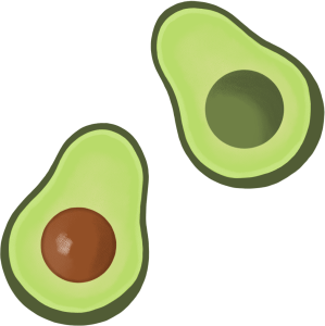my superhero foods avocado