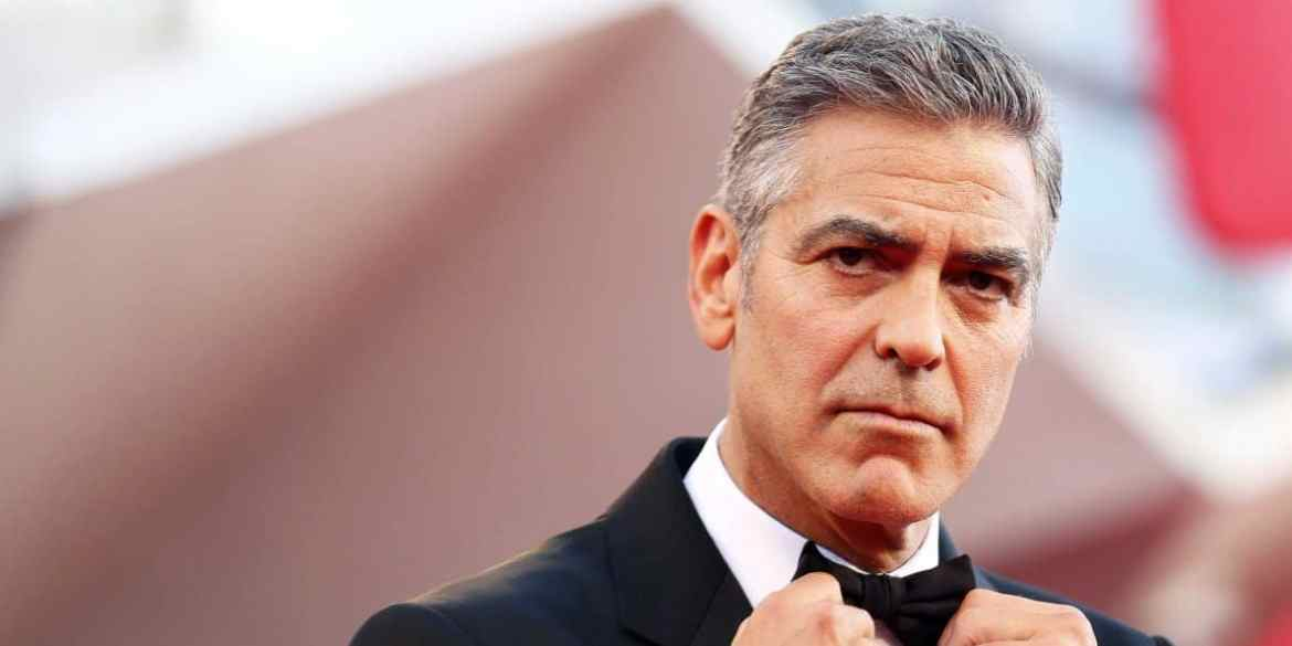george clooney, attraction, attractive man