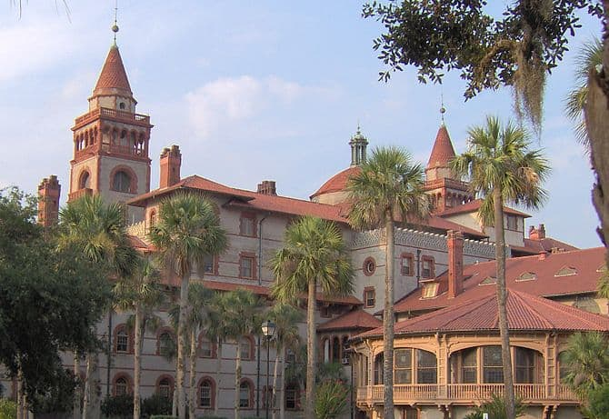 St. Augustine is the oldest city in the United...