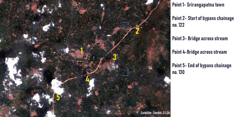 Mysuru - Bengaluru Expressway U/C update index