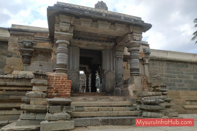 Keshava Temple Somanathapura, Mysuru