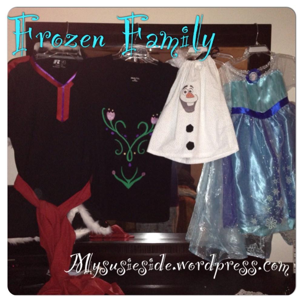 Frozen Family (1/6)