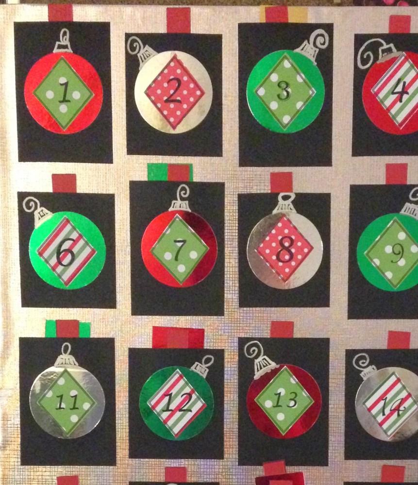 Advent Calendar -Preparing for Christmas (2/6)