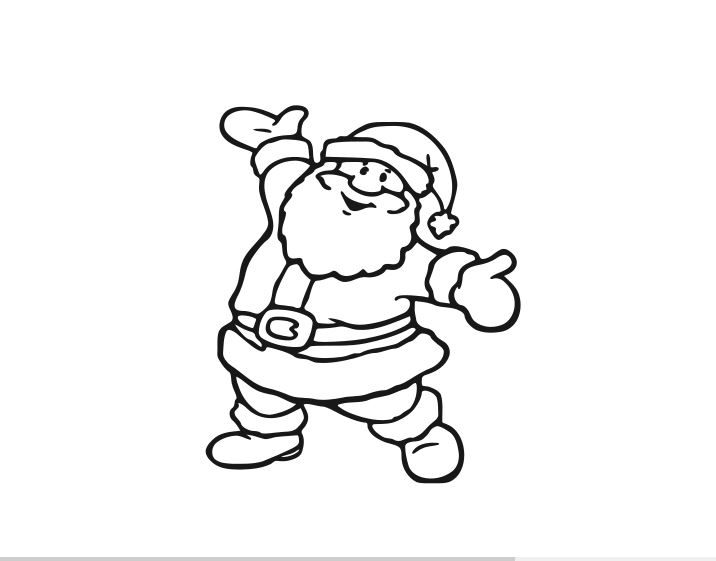 Merry Christmas Vector Dxf File Free Download