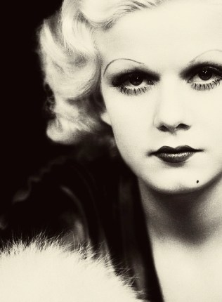 jean_harlow_black_and_white_photograph