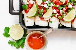 enchiladas-végétariennes-saines