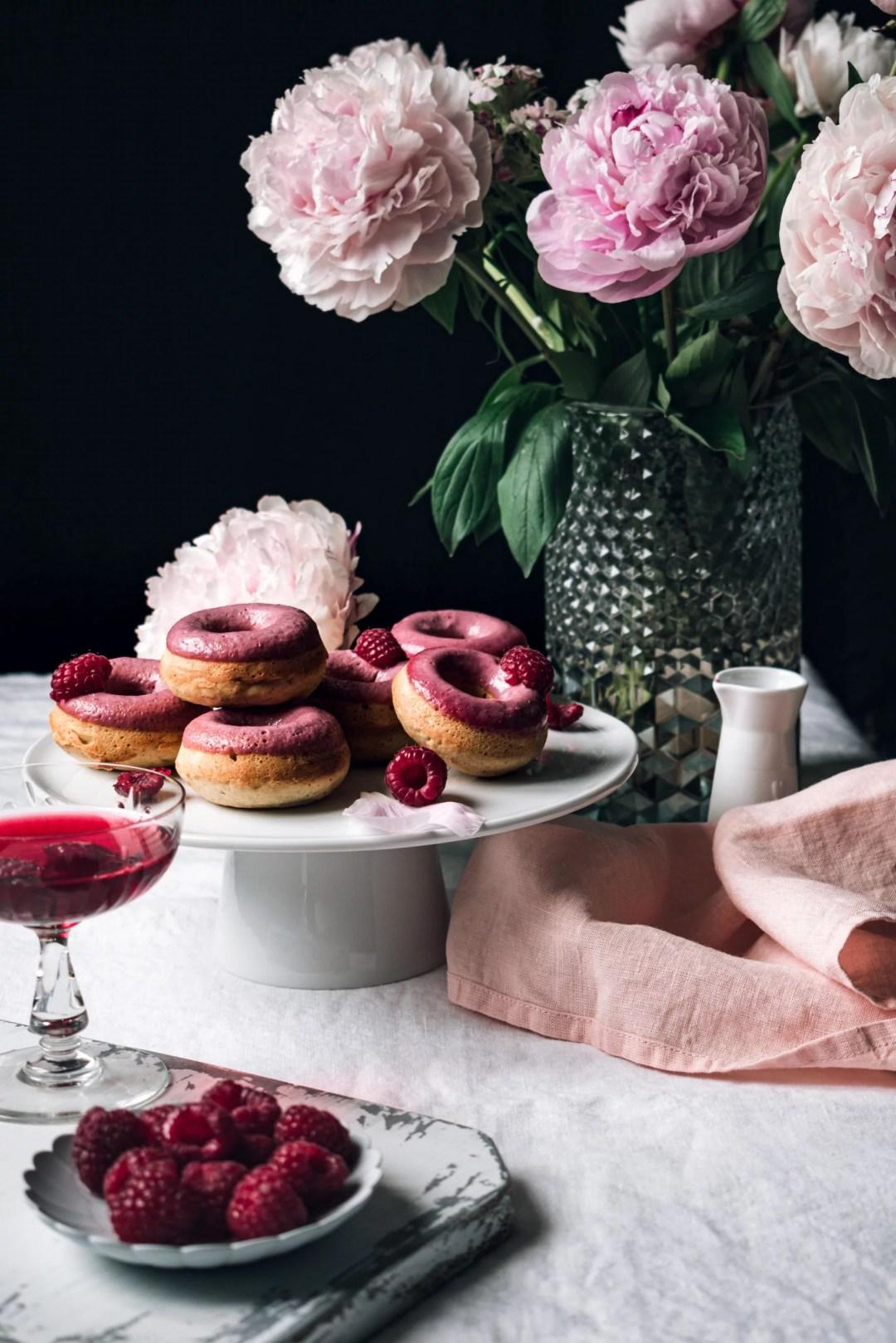 donuts-framboises-vanille