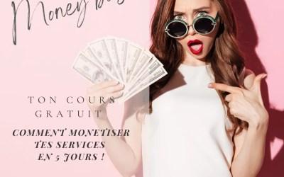 Votre cours gratuit Money Boost