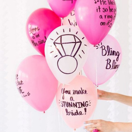 gallery with an incredible selection of bridal shower and bachelorette party ideas for the bridesmaids and