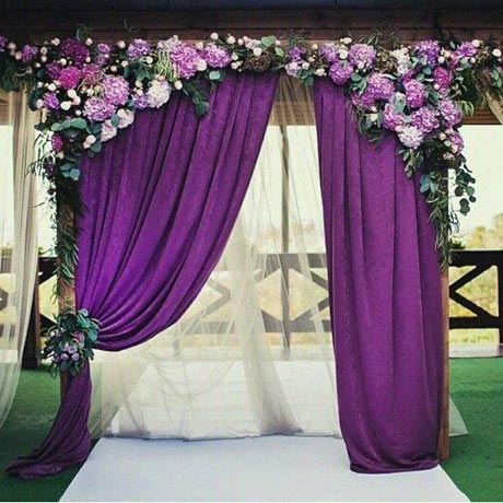 Best Different Shades Of Purple Wedding Images - Styles & Ideas 2018 ...