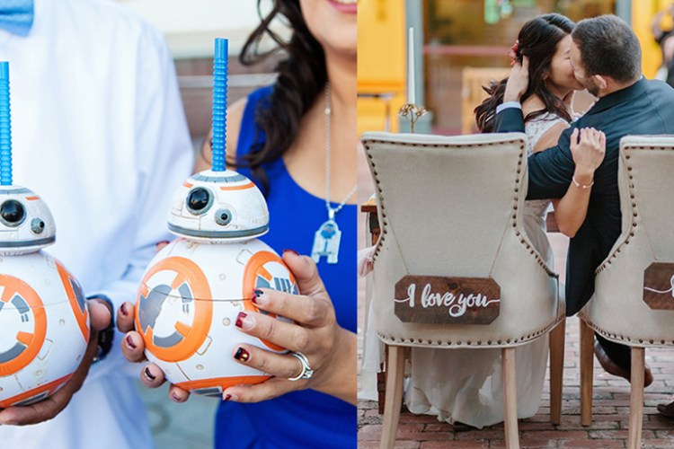 The Ultimate Guide for an Epic and Elegant Star Wars Wedding