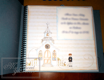 Libro de Comunión Niño 2