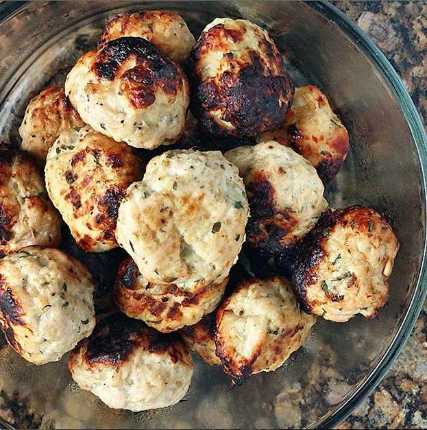 Turkey Meatballs Recipe: Dukan Diet Quick-Start Guide