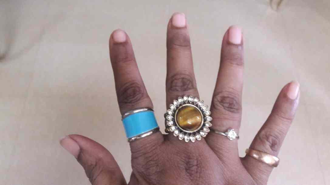 Five Finger Gratitude