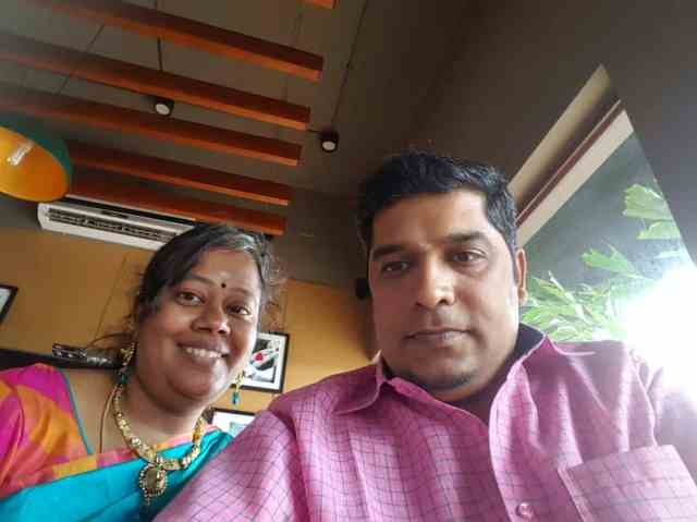 At Cafe Coffee Day