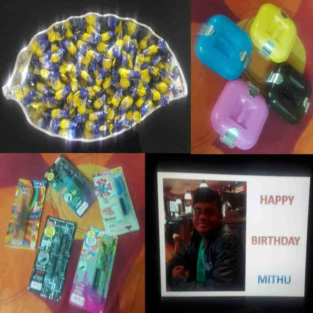 Mithu Birthday celebration And Gifts