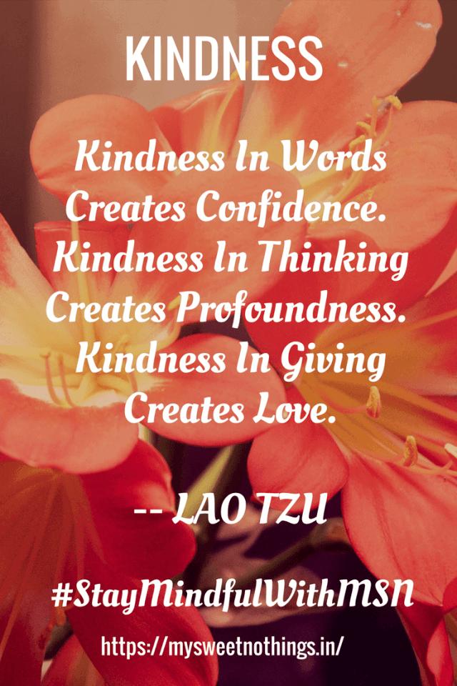 K For Kindness