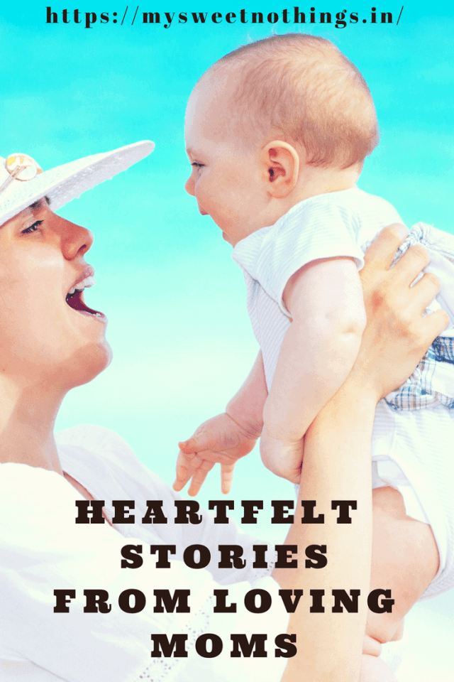 Heartfelt stories from loving mom