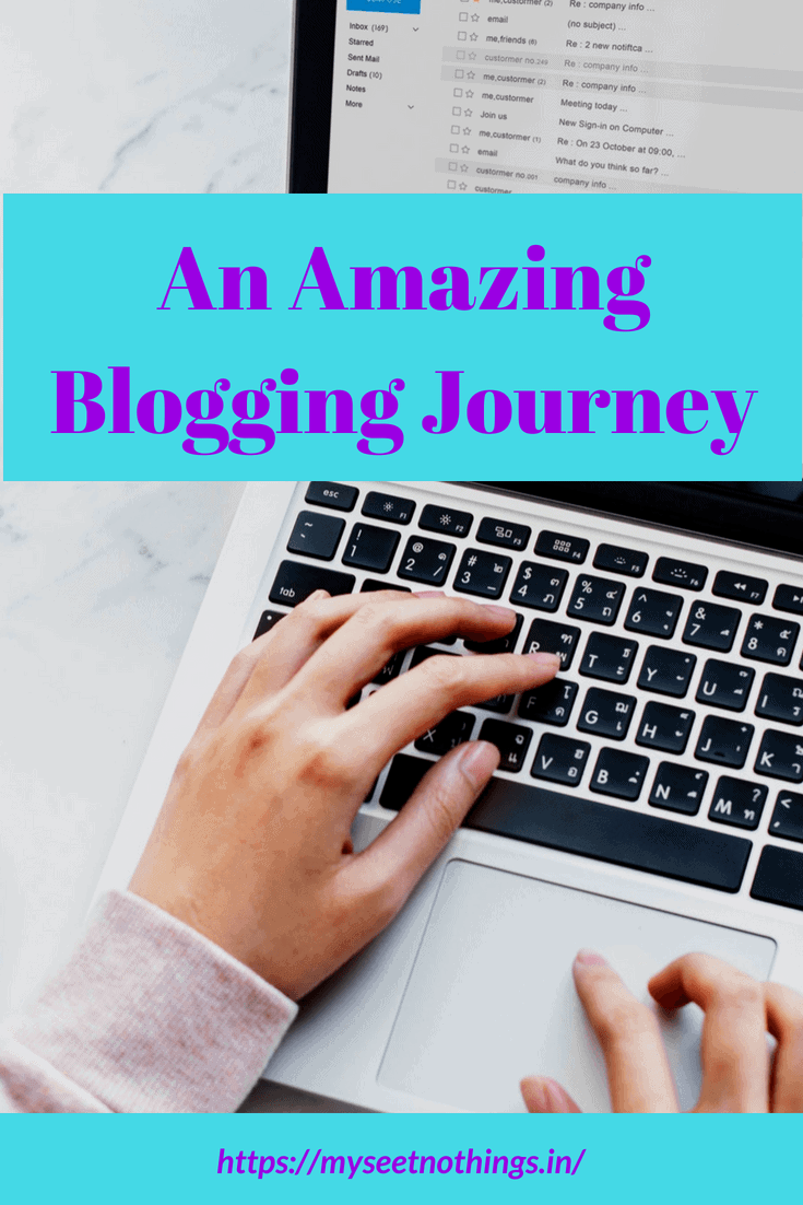 An Amazing Blogging Journey