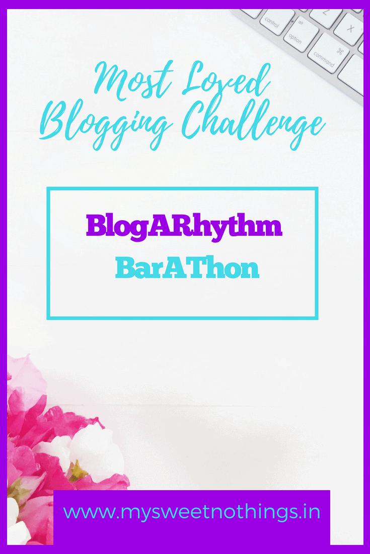 BarAThon Challenge
