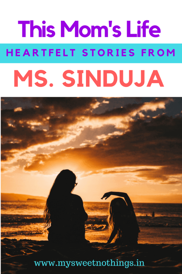 This Mom's Life - Ms. Sinduja