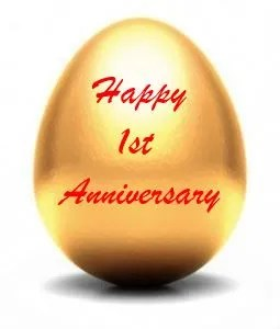 Golden-Egg-255x300 1st Anniversary