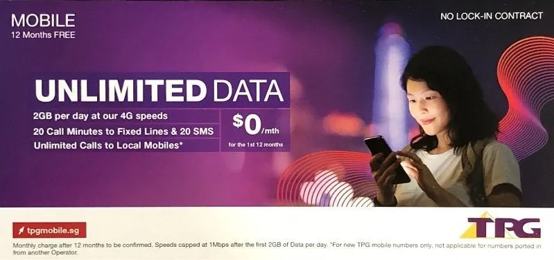Free 2GB of Mobile Data Per Day