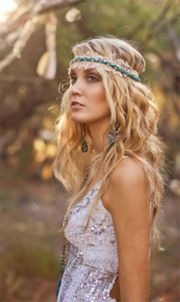 complete bohemian style #wedding