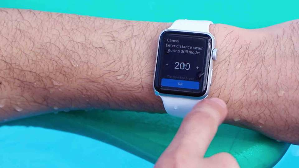 How To Use The MySwimPro Apple Watch App - MySwimPro