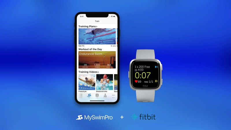 Compatible Smartwatches for the MySwimPro App