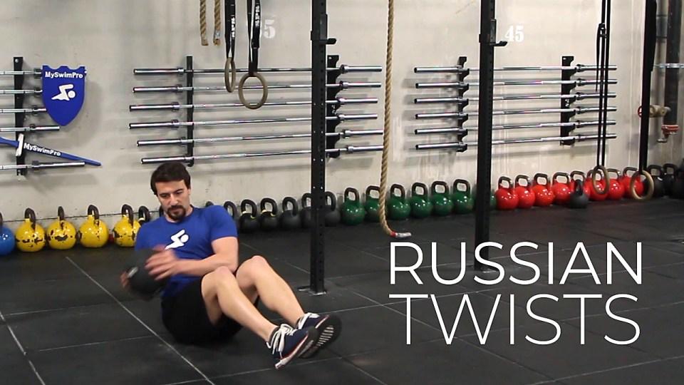 russian twists