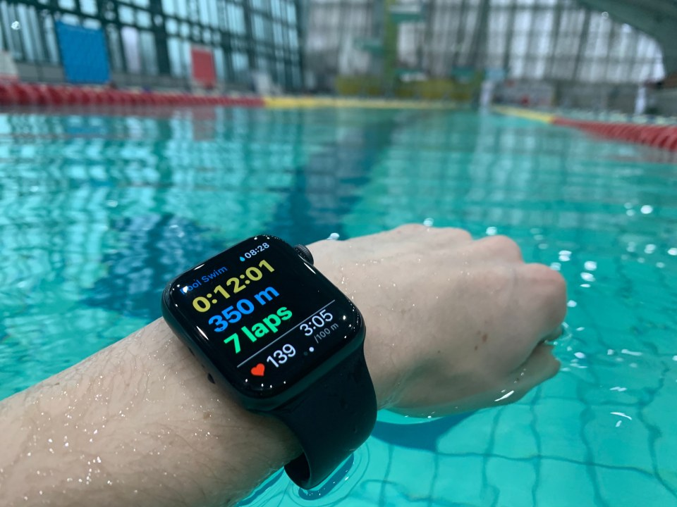 Max Apple Watch