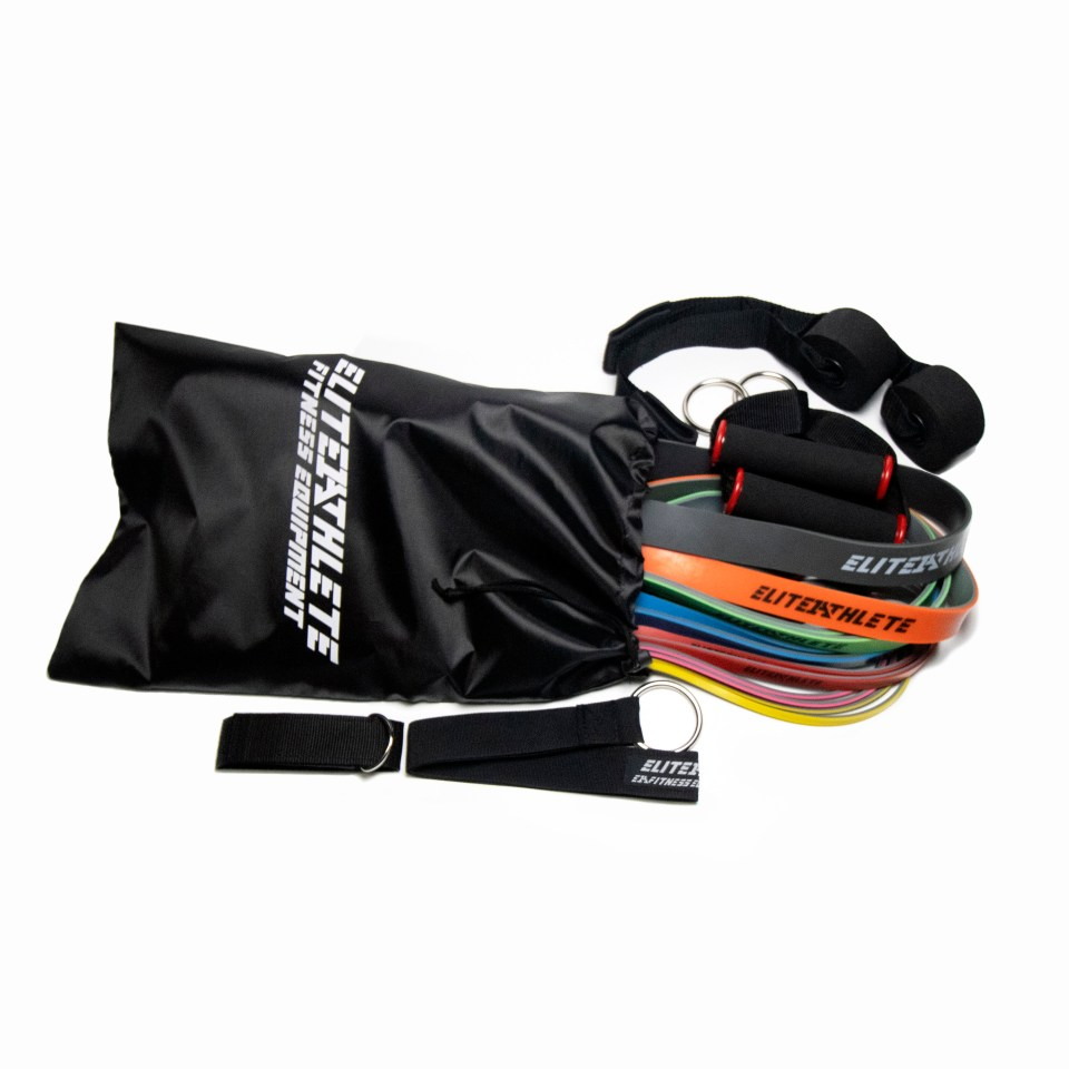 Elite Athlete Power Band Kit