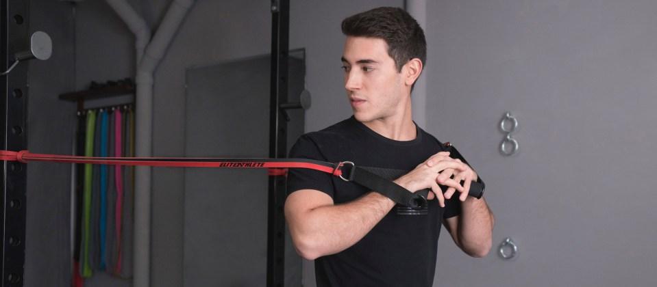 Elite Athlete Fitness Equipment