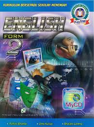 BUKU TEKS ENGLISH TINGKATAN 2