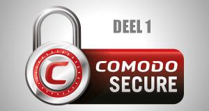 Comodo SSL Deel 1