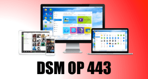 DSM op poort 443