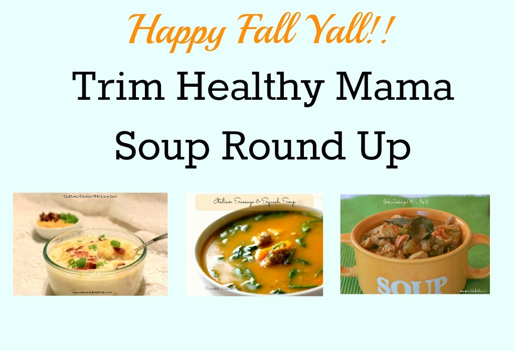 Wonderful Wednesday, Soup Edition Reicpe Link Party, Wk 10