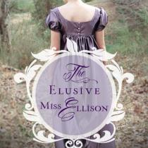 "A book review from My Table of Three on ""The Elusive Miss Ellison"", non fiction Christian novel."