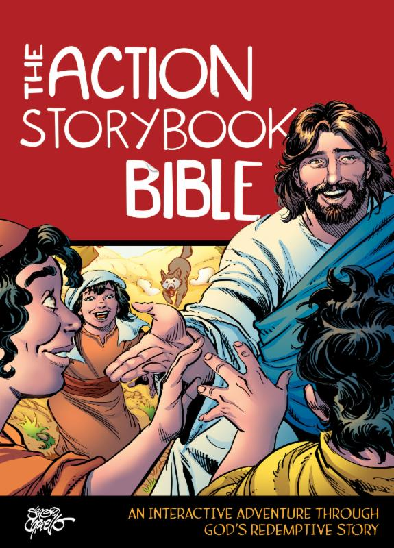 Action Story Bible || Book Review, Children's Bible